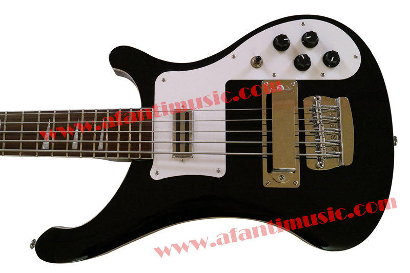 Rick Style 5 Strings Afanti Bass Guitar (ARC-217)