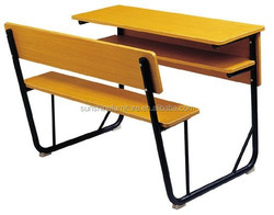 student writing chair desk combo school desk and chair