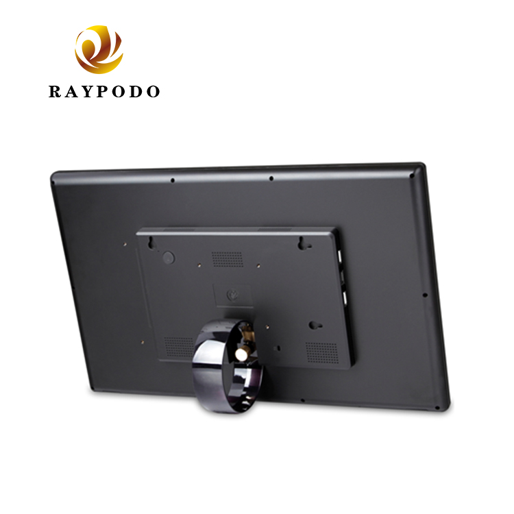 "Raypodo 14"" 15"" 17"" 18.5 inch 1366*768 capacitive touch screen monitor with Android 7.1 system"