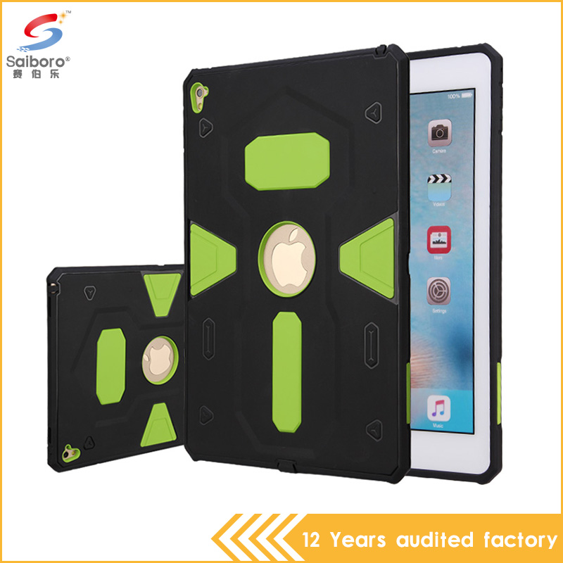 China supplier high quality low price protective defender case for iPad pro 9.7