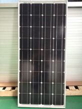 Top sale cheap price 12V 130W mono solar panel with good quality
