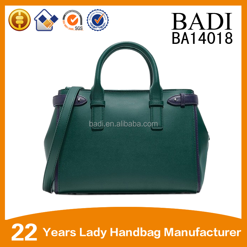 Best selling ladies designer famous brand fashion handbags 2017 from turkey