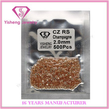 synthetic various colors cz stone for sterling silver jewelry manufacturers in brazil