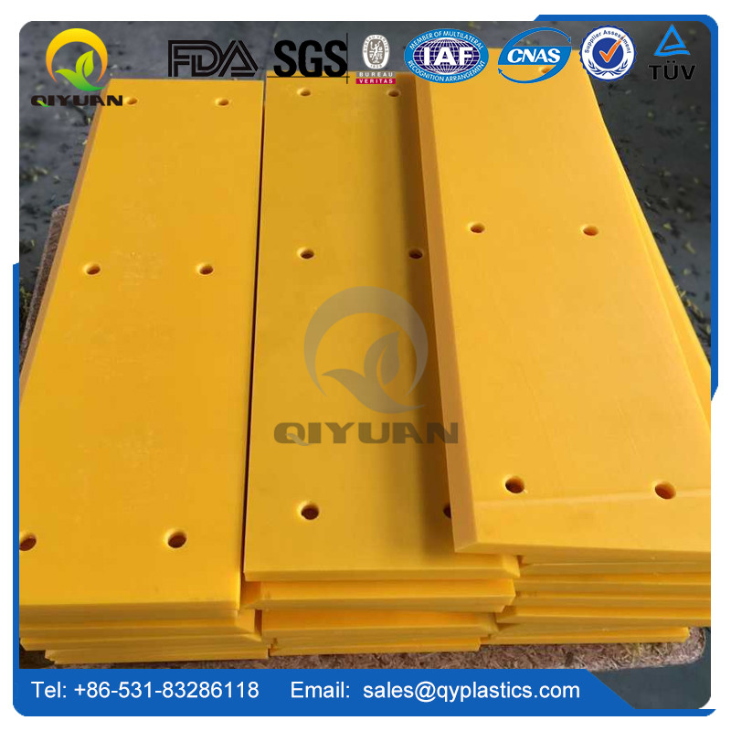 high quality fenders cap anti aging uhmwpe marine fender pads