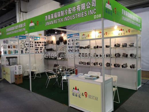 China factory of car airconditioning scroll compressor