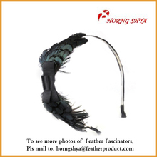 Popular Feather Hair Fascinators and Hair Bands