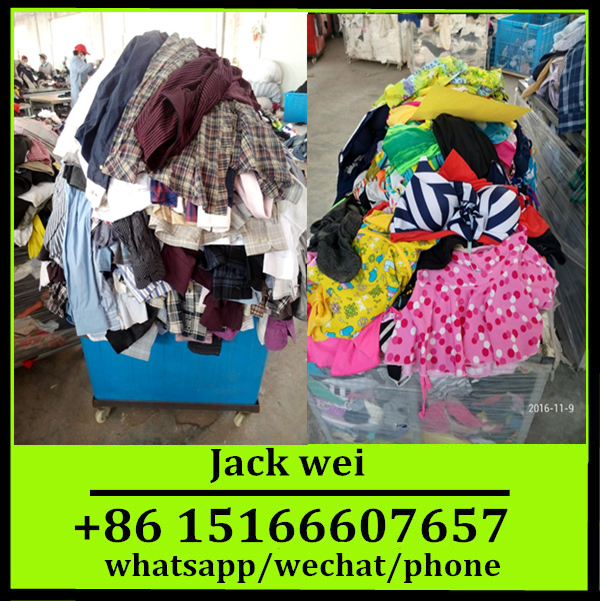 Wholesale Second Hand Used Clothing and Used Clothes in Bales