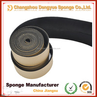temperature weather resistance windshield adhesive rubber seal strip