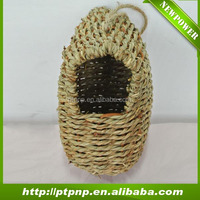 Wholesale natural weave grass bird nest