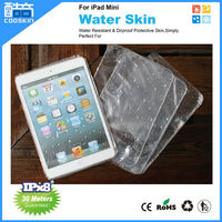 Cooskin Newest waterproof skin case for iPad/iPad Mini