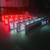 DIP P10 outdoor single red / green / white / blue color mini led billboard running text led screen module