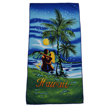 Sex animal and woman microfiber wholesale children fabric 100% cotton promotional beach towel