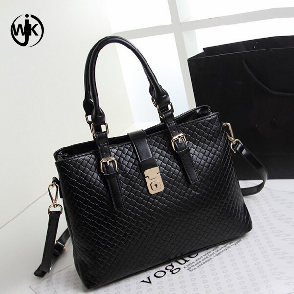 fashion classical pu leather top aaa quality women replica fake big designer bags