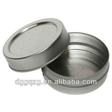 metal small round case