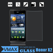 High transparency 9h hardness tempered glass screen protector for acer liquid e700