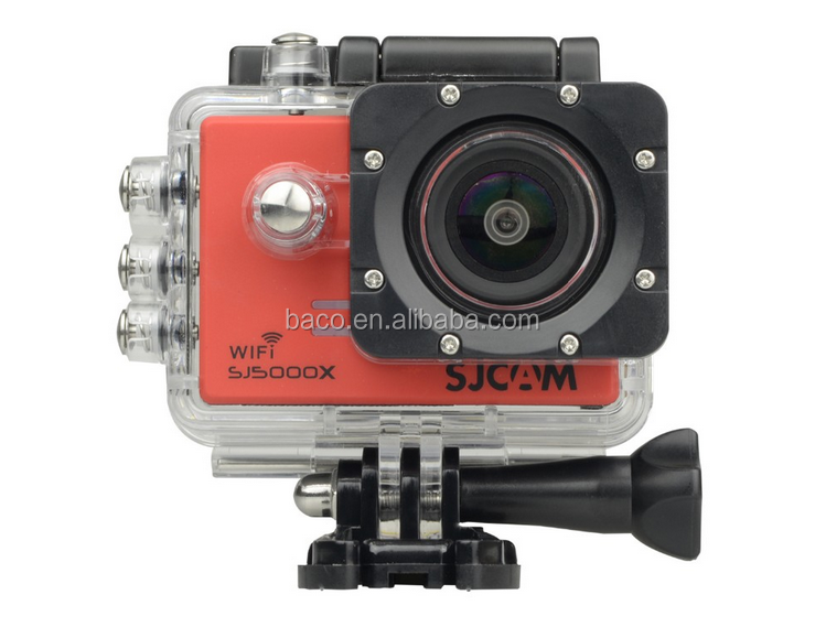 2015 new full hd sport camera waterproof 2k 4k camera wifi sjcam sj5000X