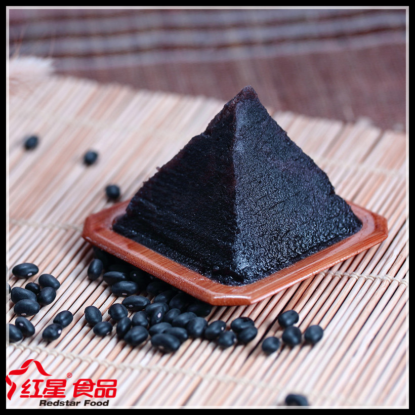 directly eaten Halal certification black bean paste for cake bread and pastry