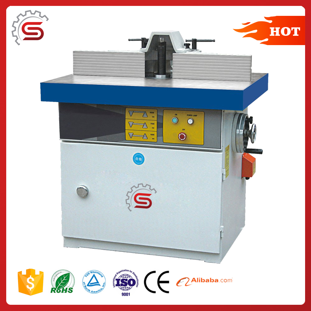 small milling machine MXB5117 spindle moulder woodworking machine