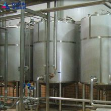 China Products orange juice drink production line