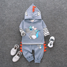 Baby body sets wholesale 1-2-3 years old toddler body suit new style 3pcs infants baby clothing