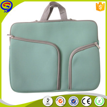 free sample Custom water resistant soft neoprene laptop bag