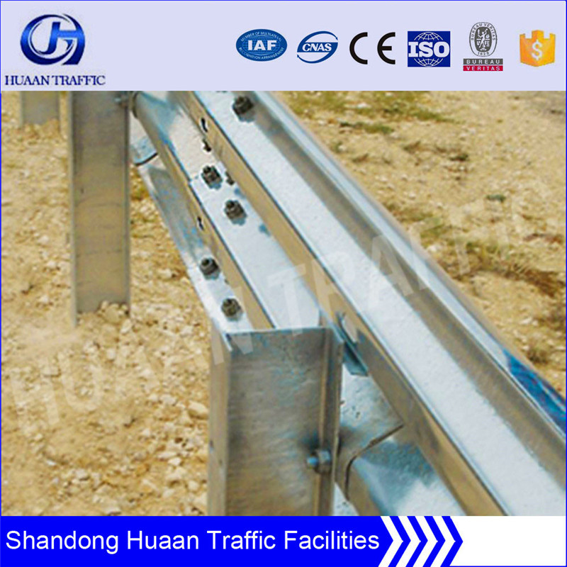 w beam highway guardrail dimensions