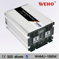 CE&ROHS certificate 1500w power star inverter charger