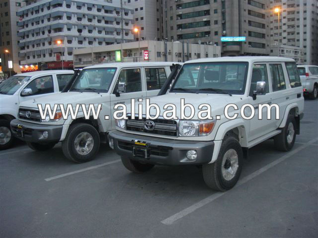 2014 model Toyota Land Cruiser Hard Top LX10 and Pick Up