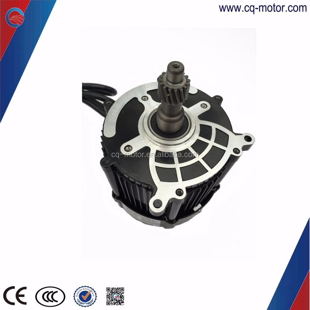 low current consumption 48v bldc motor for indian market 50A
