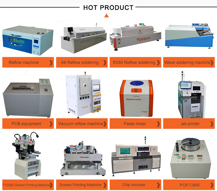Large-size high temperature LED screen reflow oven Conveyor for sale