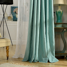 Popular cheap stitching embroidery dolly sheer british living room curtains