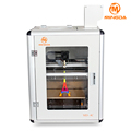 MINGDA FDM Large Size 300*200*200mm MD-4C 3D Printer with 1.75 mm PLA ABS HIPS TPU Filament in China , Metal 3D Printing Machine