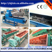 Double shaft oar efficient mixer sale to Southeast Asia