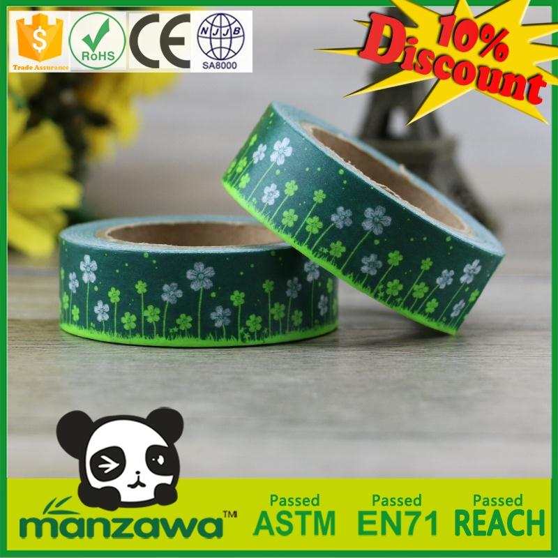 direct buy china rice masking tape memo paper foil washi tape