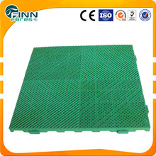 PVC PP 15mm swimming pool rubber flooring cheap rubber flooring