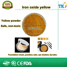 Iron oxide pigments used in cosmetics /Cosmetics pigment powder