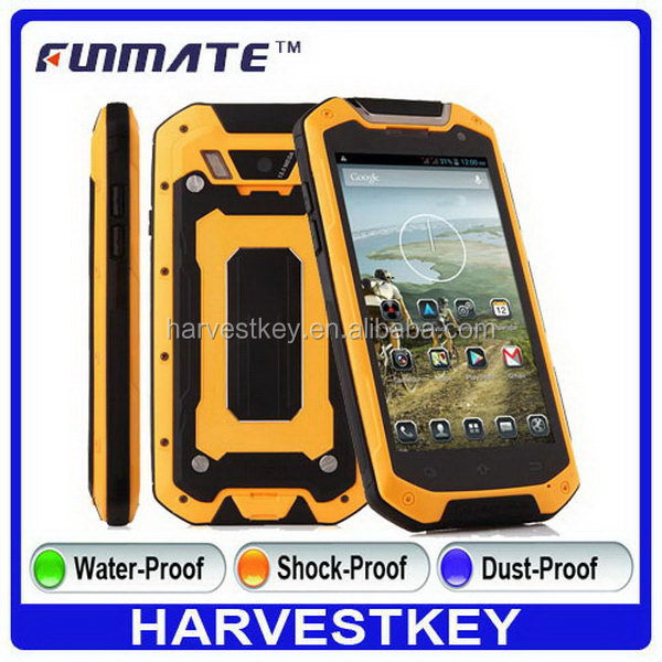 New style most popular V12 4.5inch IP68 Waterproof waterproof dustproof crushproof phone