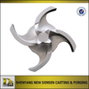 Precision Casting Cast Iron Pump Impeller