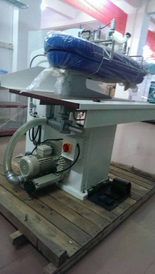 auto ironing machine