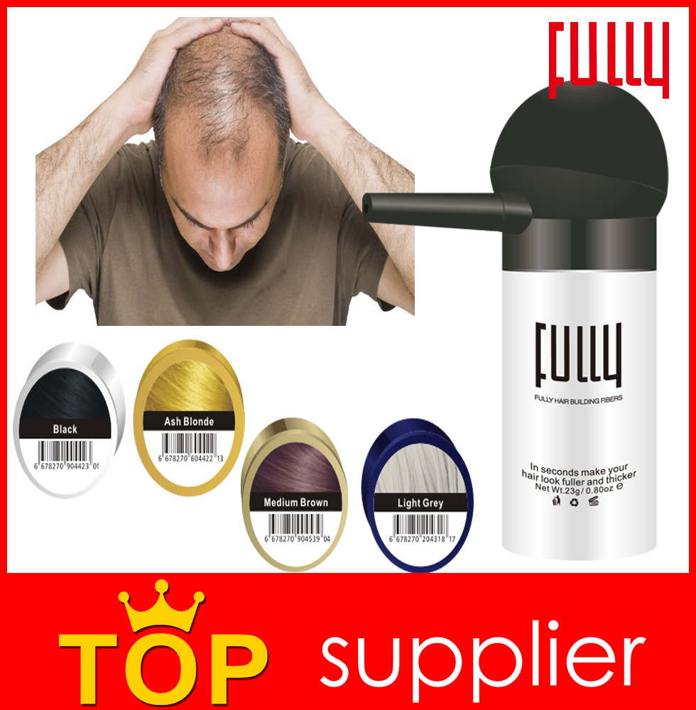 Cosmetic beauty hair products hair growth oil fibers for men