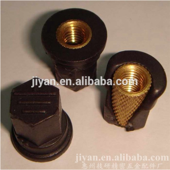 Made in china blind thread insert for plastic