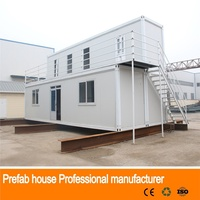 china mobile portable prefabricated concrete house
