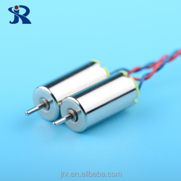 Most Selling Product 3.7v Micro Coreless DC Motor 0612 ,toy car motor JMM 1401