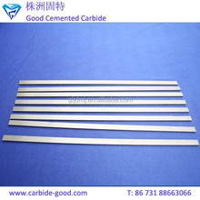 Hard Alloy Sintered Unground Sandblasting Grinding Long Tungsten Carbide Strips,Cemented Carbide Plates,Solid Carbide Flat Bar
