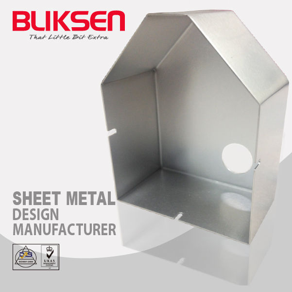 OEM hot rolled sheet metal case products processing
