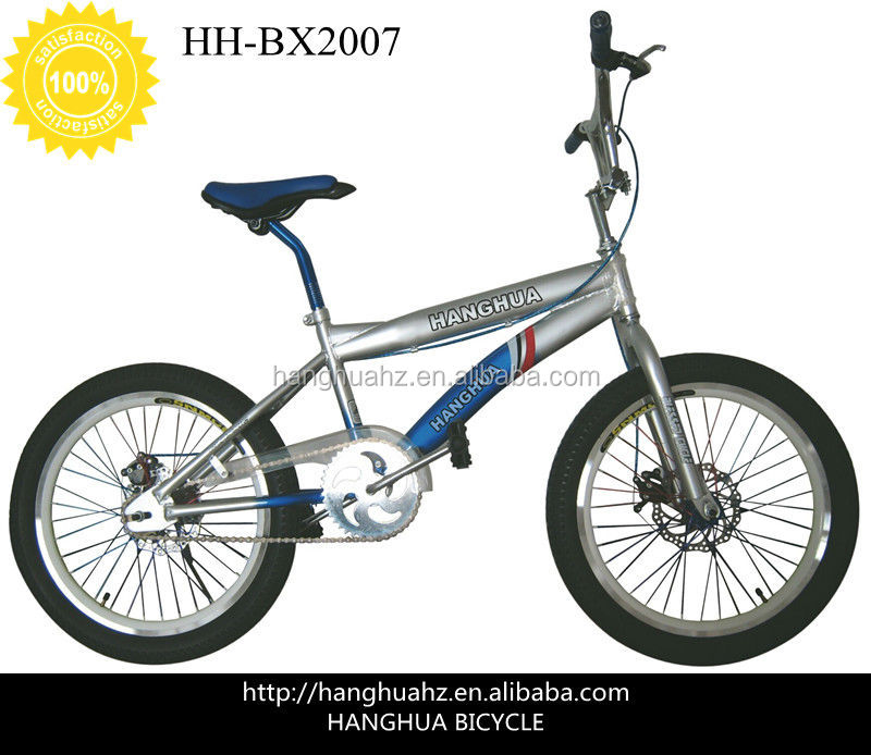 20'' bmx bike with disc brake import to dubai(HH-BX2007)