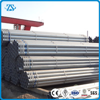 Zinc Coating 120-550G/M2 With High Quality Coating Steel Pipe