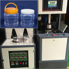 Different kinds jar preform bottle blow molding machine