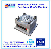 customized plastic injection mould for fan blade
