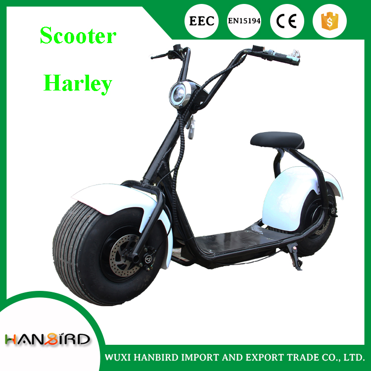 High Power electric moped scooter 2000W For Africa Market